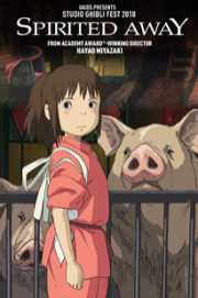 Spirited Away Dubbed 2018